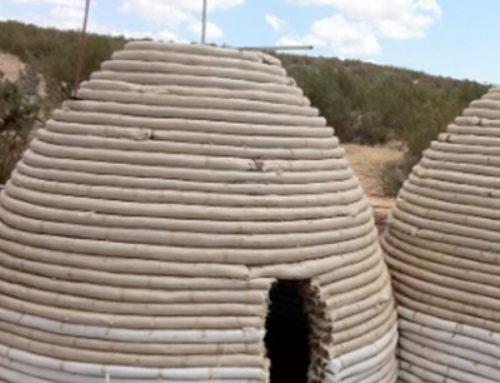 Construyen casa antisismos en Oaxaca